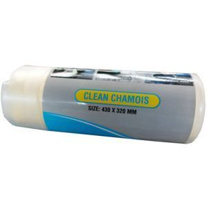 Chamois Cleaning Cloth