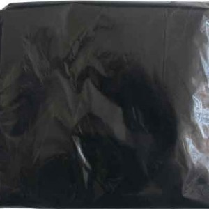 Black Rubbish Bags
