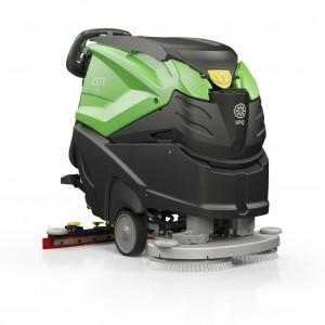 Auto Scrubber Floor Sweeper IPC Worldwide