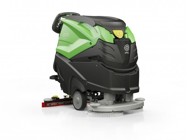 Auto Scrubber Floor Sweeper IPC Worldwide