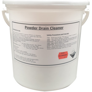 Granular Drain Cleaner