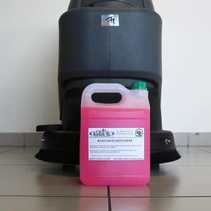 Heavy Duty Floor Scrubber Chemical MaPa Cleaning