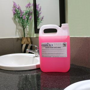 Anti Bactierial Anti Viral Hand Soap MaPa Cleaning