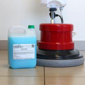 Spray and Buff Polisher Single Disc MaPa Cleaning