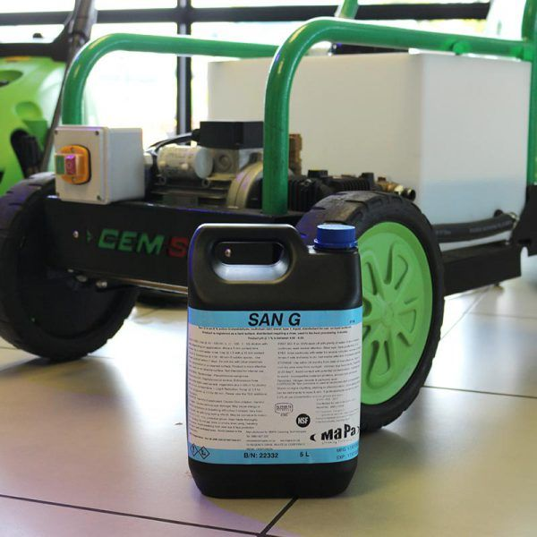 SABS Approved Sanitizer Disinfectant MaPa Cleaning