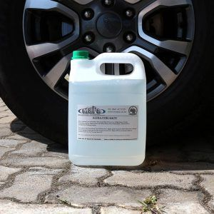 Ultra Tyre Shine Car Wash MaPa Cleaning