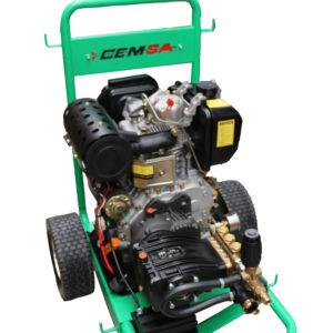 Mobile Diesel High Pressure Cleaning Machines