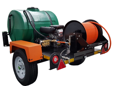 DJT1542 Drain Jetting Trailer