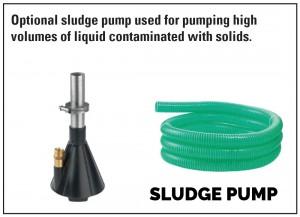 Drain Sludge Pump