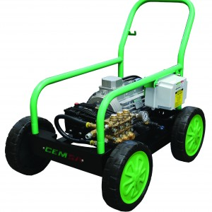 PWM mobile high pressure cleaner