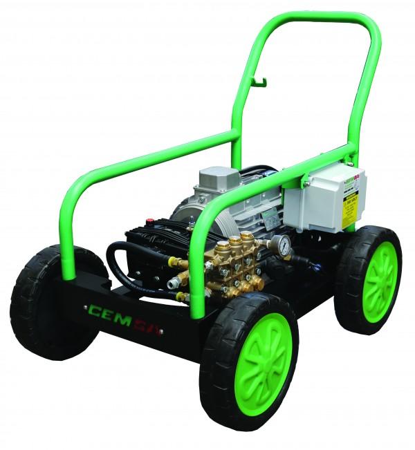 PWM mobile high pressure cleaner