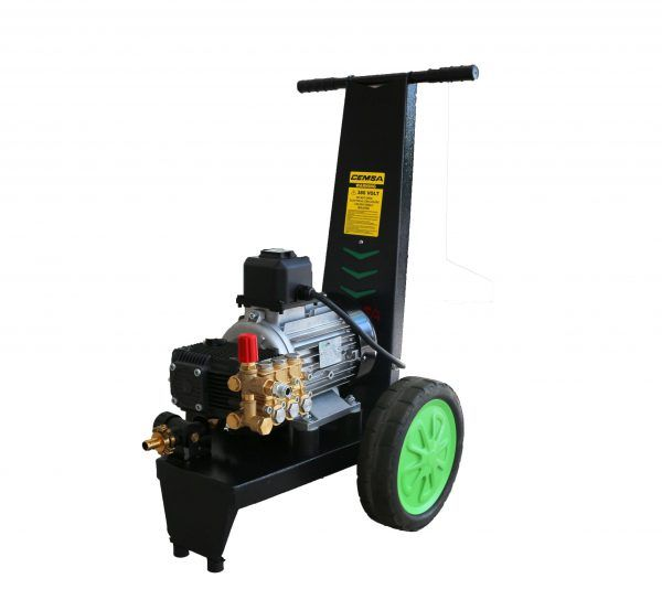 Mobile Cold Water Electrical Pressure Washer