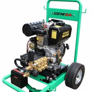 PWD Diesel High Pressure Cleaner