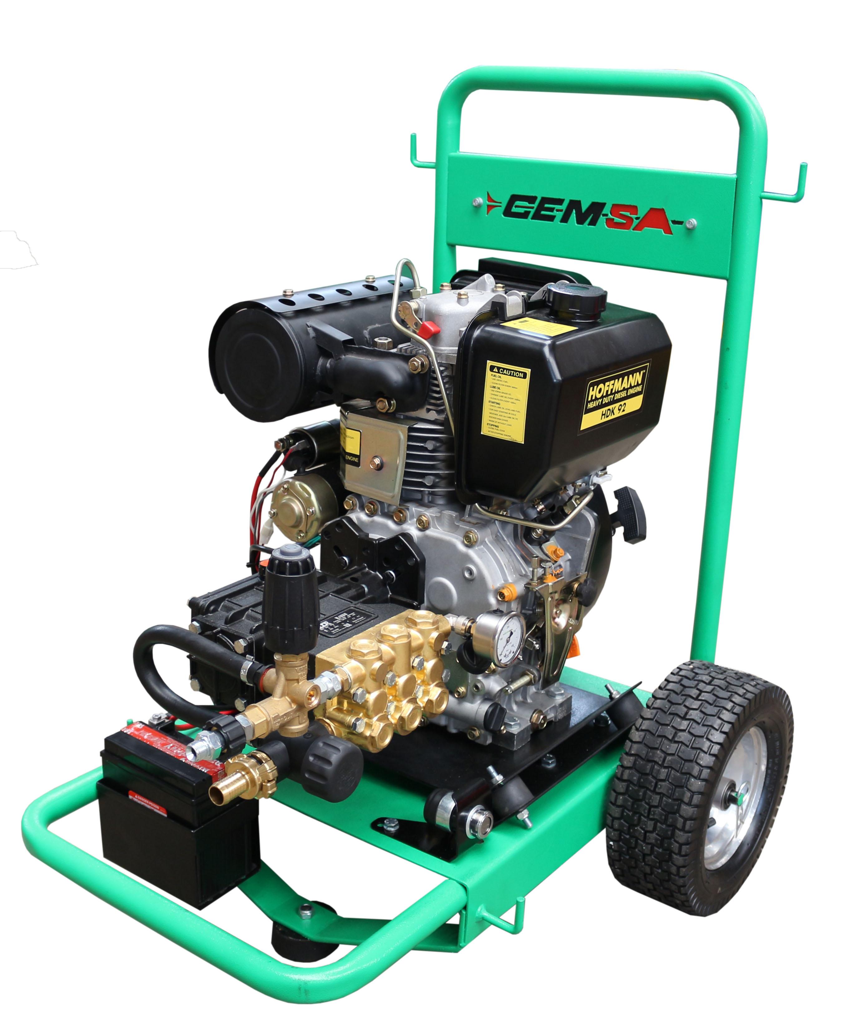PWD Diesel High Pressure Cleaner