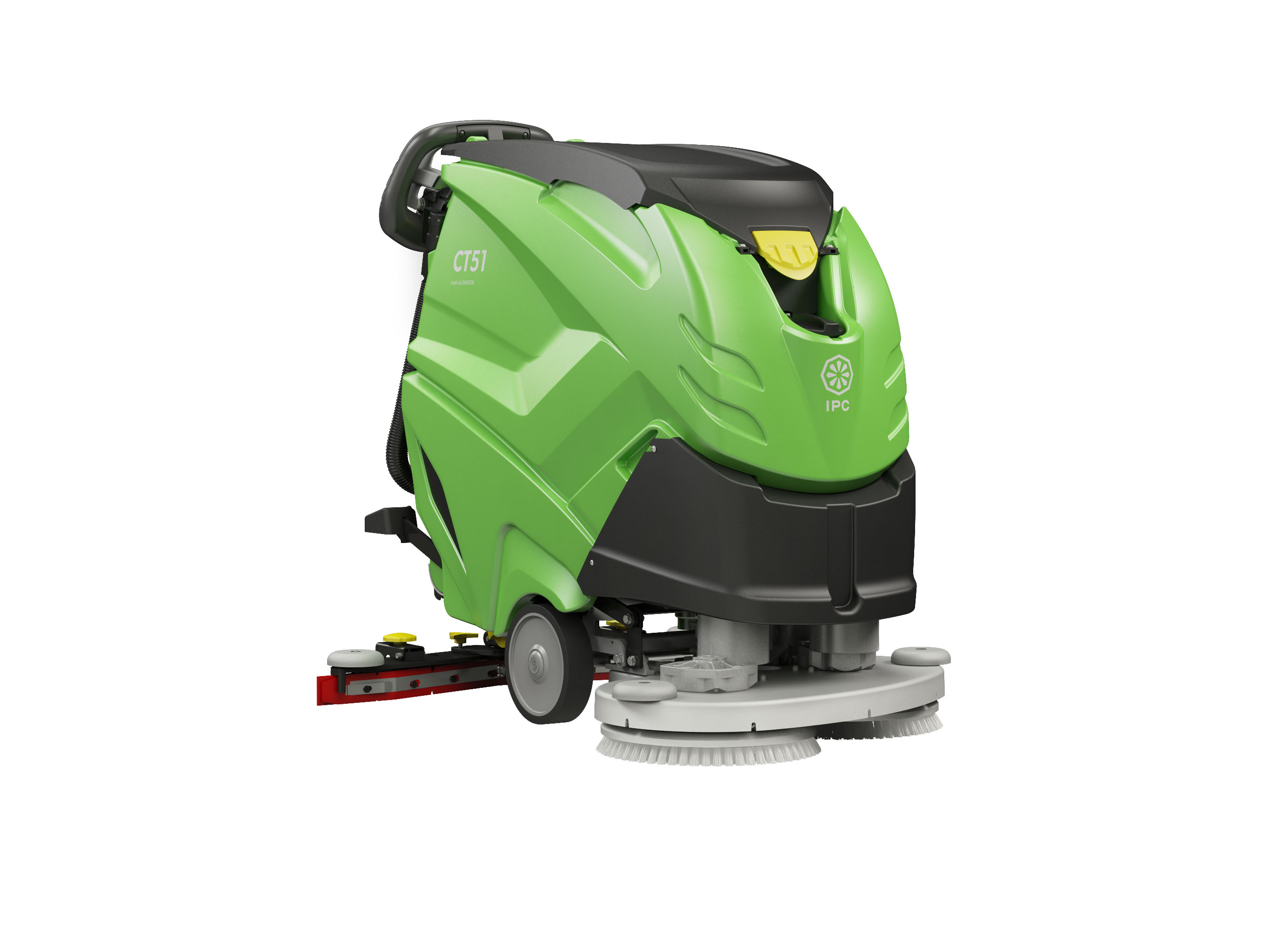 CT 51 Auto Scrubber IPC Worldwide