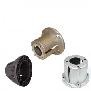 Flanges, Couplings and Gearbox