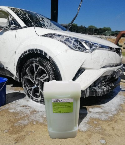 Green Line Car Shampoo and Shine 25 Litres