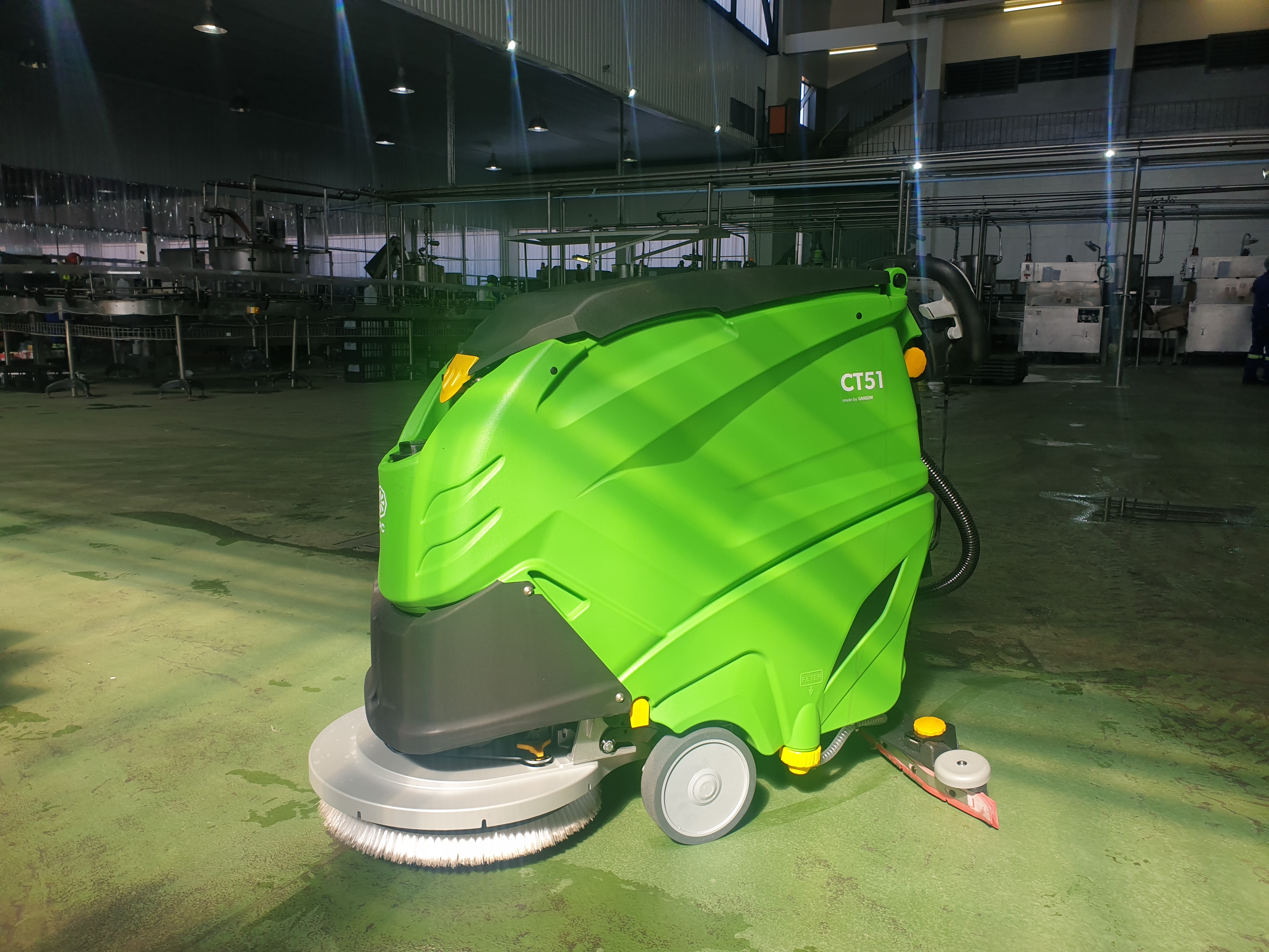 Auto Scrubber IPC Worldwide