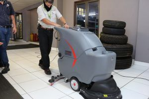 Gaomei Floor Scrubber MaPa