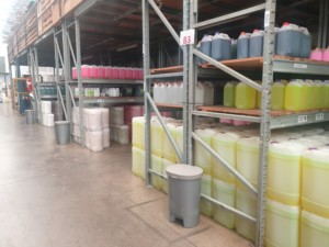 Cleaning Chemical Manufacturer