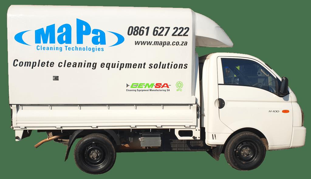 MaPa Delivery Vehicle