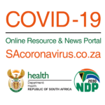 South African Government Website - Covid 19