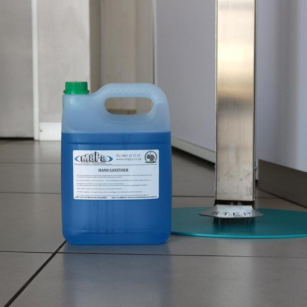 Hand Sanitizer MaPa Cleaning