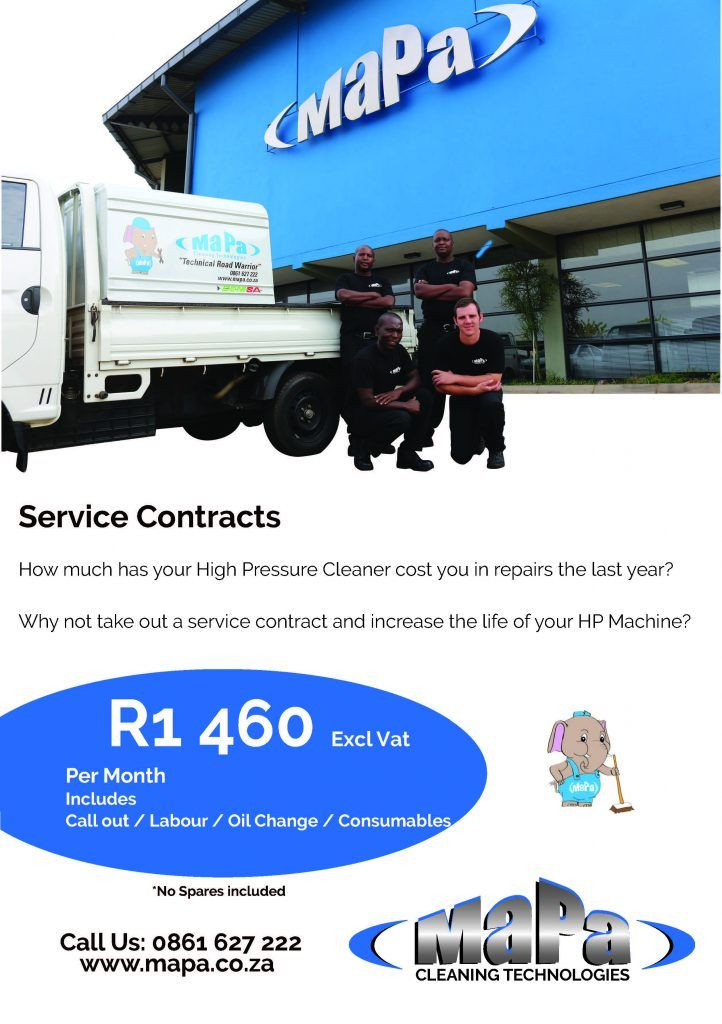 MaPa service package one