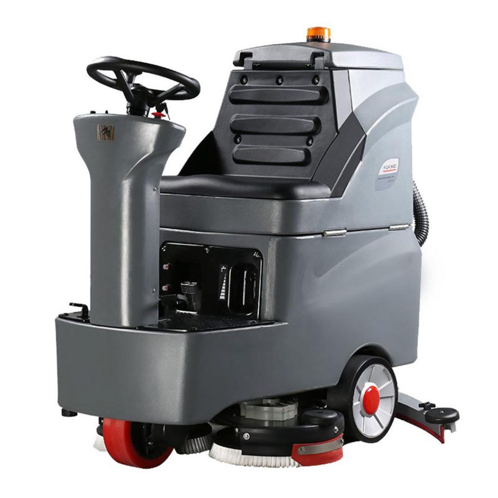 Ride On Scrubber Drier Rental MaPa Cleaning
