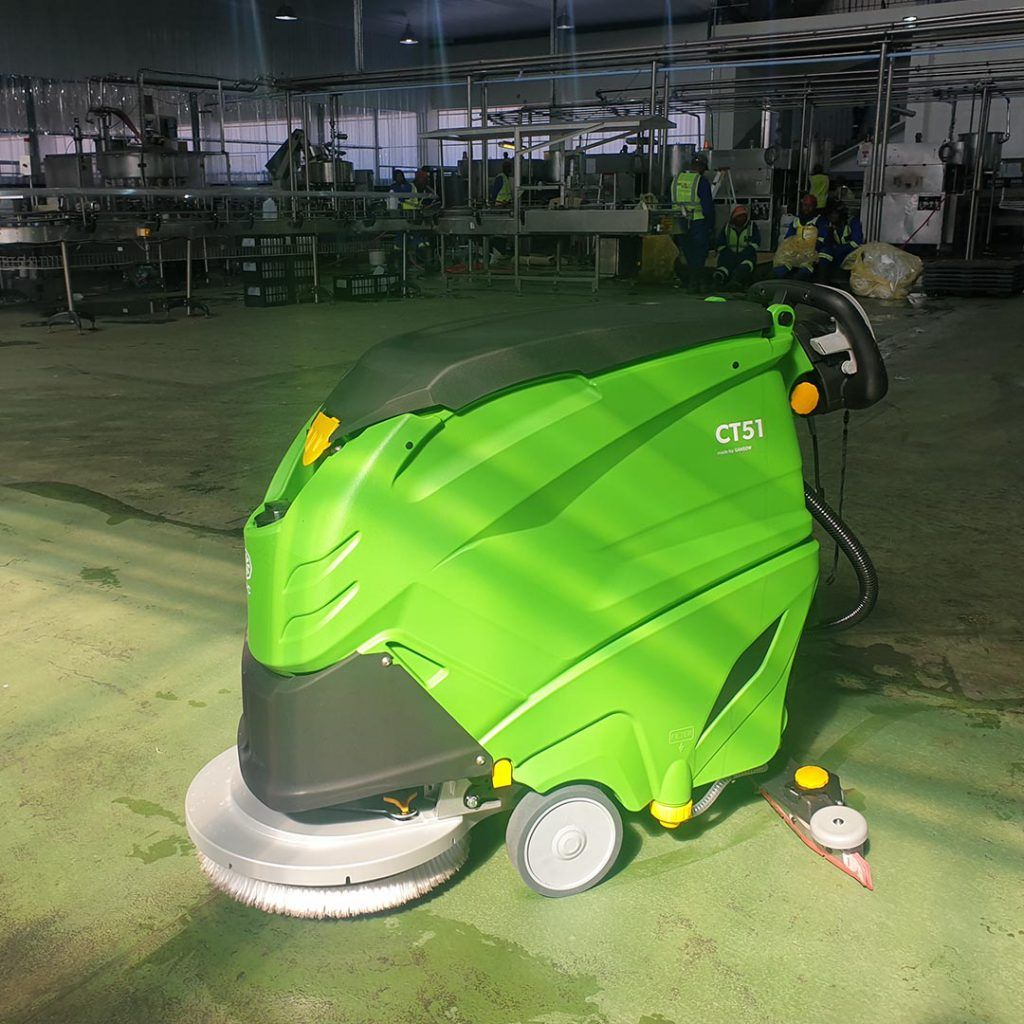 Food & Beverage Processing Cleaning Equipment