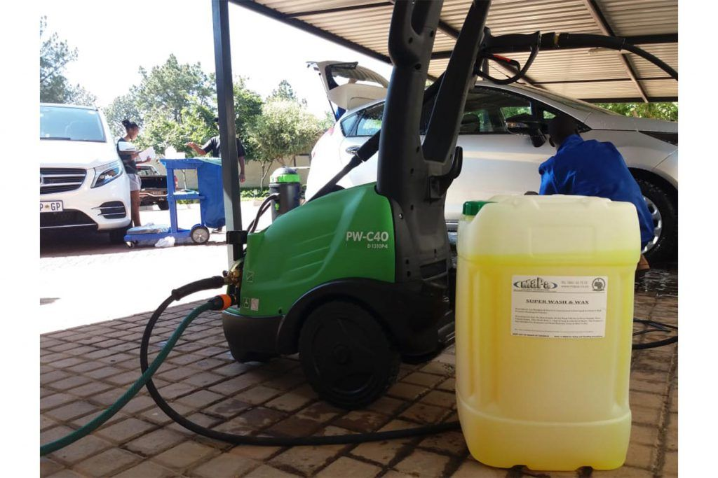Car Wash Cleaning Chemical MaPa Cleaning