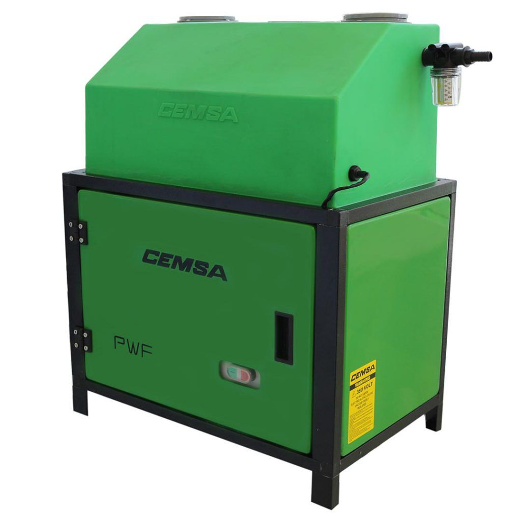 PWF Pressure Washer MaPa Cleaning Rental Machine