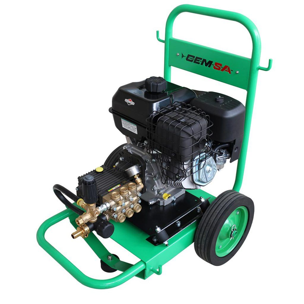 PWP Petrol Pressure Washer MaPa Cleaning Rental