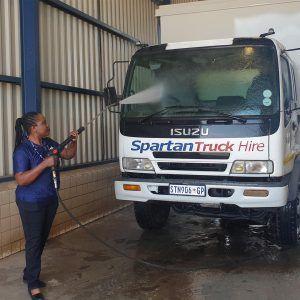 Truck Wash High Pressure Washer