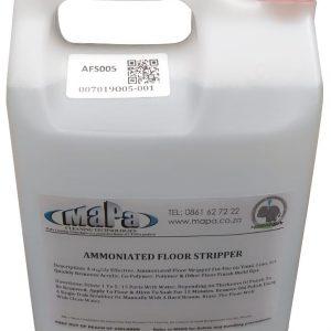 Ammoniated Floor Stripper - Tarpdet 5Lt