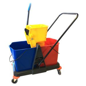 60 Litre Double Mopping Bucket