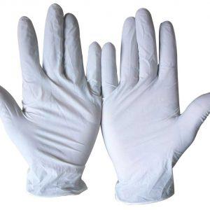 Examination Gloves Blue L (Box of 100)