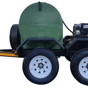 Trailer Mounted High Pressure Cleaners