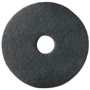 450mm Black Pad