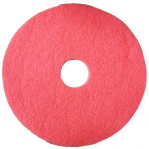 425mm Red Pad