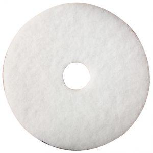 425mm White Pad