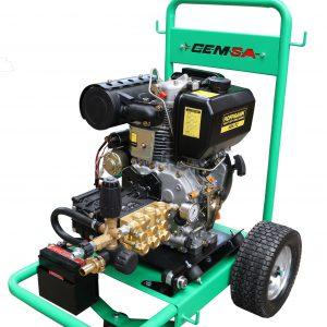 PWD Diesel Engine Electric Start / Gearbox Drive