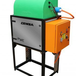 Stationary Electric Hot Water High Pressure Cleaner