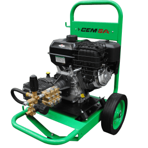 Petrol Gearbox Driven High Pressure Cleaner