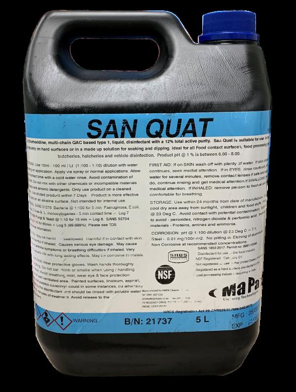 MSM0703 Pressure Washer Sanitiser