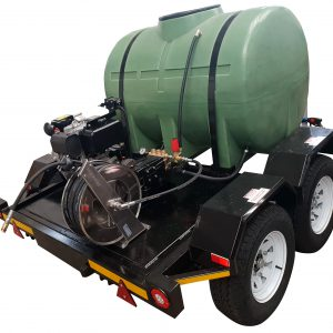 TDD3621 Trailer Mounted High Pressure Cleaner