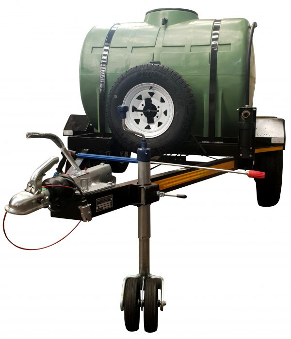TDD3621 Trailer Mounted High Pressure Cleaner