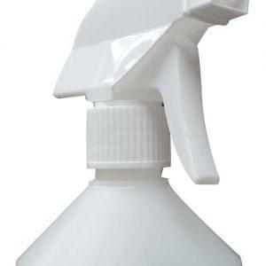 Trigger Spray Bottles White