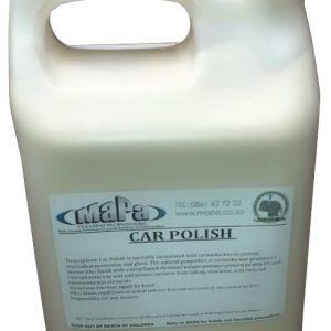 Car Polish Cream 5Lt
